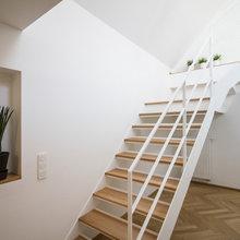 Berühmt Treppe ins Dachgeschoss - Skandinavisch - München - von Fiedler + CR69