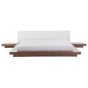 Zen 3-Piece UK Super King Bed Set