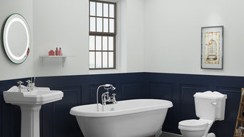 Abbey Traditional Bathroom Suite