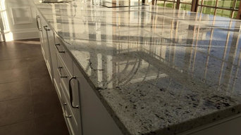 Kitchen design and granite installation