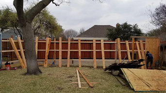 Completed Fences