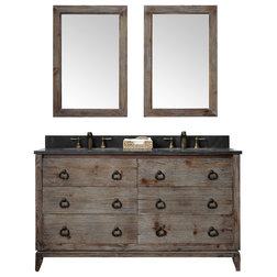 Farmhouse Bathroom Vanities And Sink Consoles by Legion Furniture