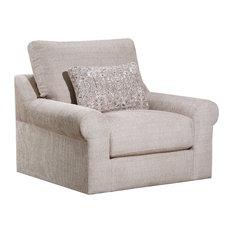 Weston Putty Swivel Chair