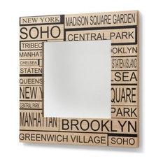 - Muebles, regalo, lamparas y varios, sobre todo novedades de todos los estilos - Espejos de pared