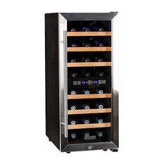 "Koldfront - Koldfront TWR247E 14"" Wide 24 Bottle Wine Cooler - Beer and Wine Refrigerators"
