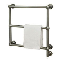 Hawthorn Hill - Hawthorn Hill Wall mounted electric towel warmer - Heated Towel Rails