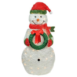 Traditional Outdoor Holiday Decorations by Northlight Seasonal