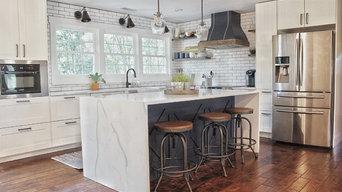 Modern Farmhouse Kitchen Redesign