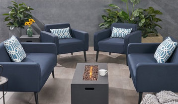 Fire Pits and Fire Table Sets With Free Shipping