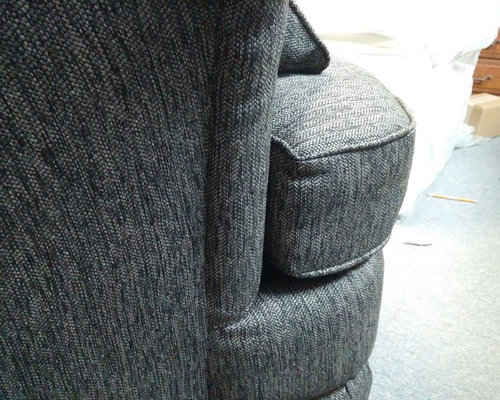 Upholstered Chair - Products