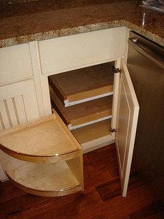 Corner Cabinets/Dead Corners - What Did U Do?