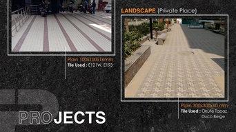 Driveway & Landscape Project