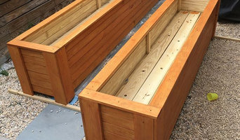 Custom Planter Boxes