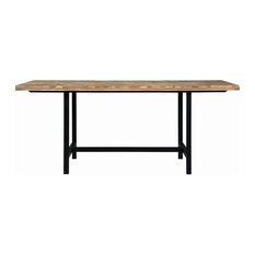 Reclaimed Mozaic Dining Table, 1 Per Box