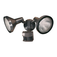 DualBrite Motion Sensing Light with Full Metal Covers