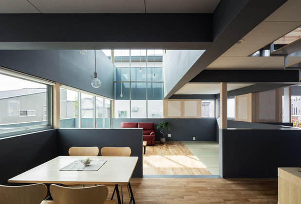 モダン  by y+M design office