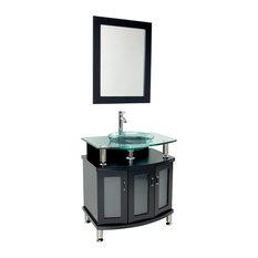 30-inch bathroom vanities | houzz 30 Bathroom Vanity
