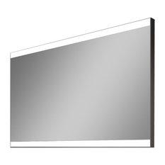 "IB Mirror - IB Mirror Dimmable Lighted Bathroom Mirror Galaxy 60""x36"" 6000 K"