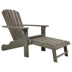 Transitional Adirondack Chairs by Outdoor Interiors