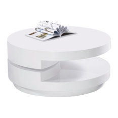 modern white coffee tables | houzz