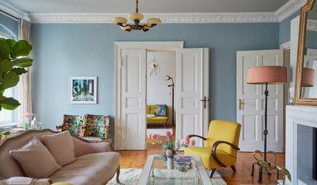 In Rekordzeit zu einem einzigartigen Zuhause mit Stil und Farbe