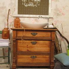 first love naturholz waschtisch waschtische - Rustikale Badezimmermoebel