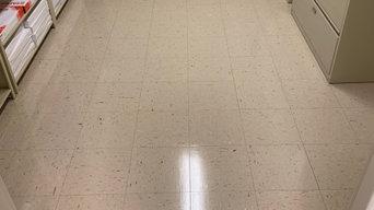 Floor Stripping & Waxing in Bessemer, AL