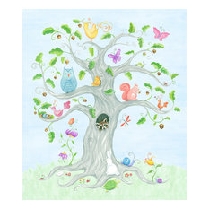 """The Wishing Tree"" Painting, Small"