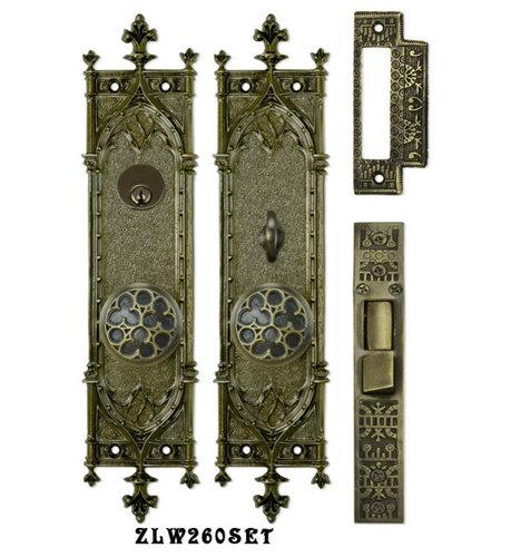 Vintage Style Door Hardware Sets - Home Improvement - Vintage Style Door Hardware Sets
