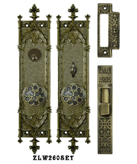 Vintage Style Door Hardware Sets - Home Improvement - Vintage Style Door Hardware Sets