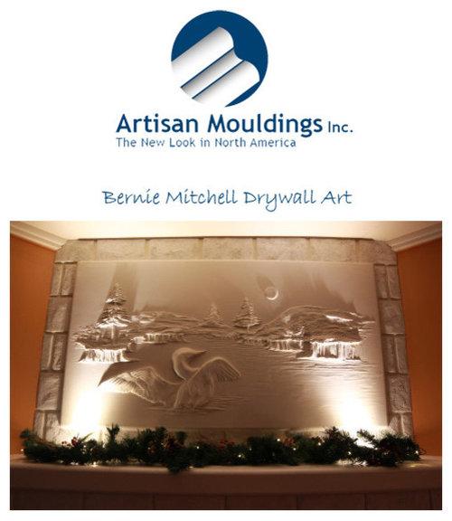 Drywall Art