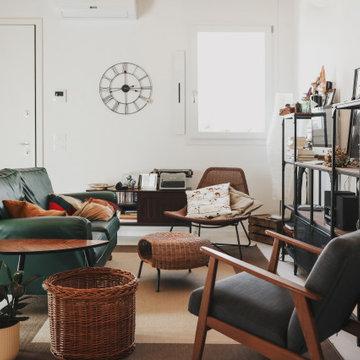 Interior design | Foto progetto per Gaia Biancucci Architetto