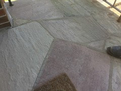 What Is The Best Course Of Action In Bringing This Stone Back To Color And  Texture? Bleach, Acid, Vinegar, CLR, Homedepot Brick Cleaner, Pressure  Washer?
