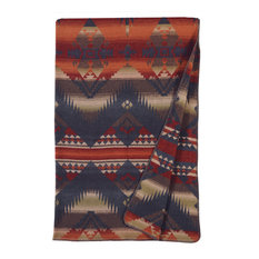 Washable Wool Socorro II Throw