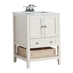 marble-top bathroom vanities | houzz