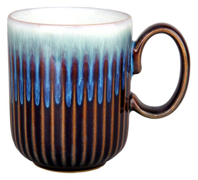 Amethyst Fluted Mug  sc 1 st  Houzz & Amethyst Fluted Mug - Contemporary - Mugs - by Denby