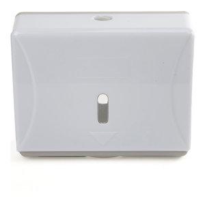Mind Reader Multi-Fold Paper Towel Dispenser, Paper Towel Holder, 3.75 in. L x 1