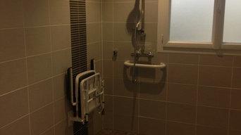 Rénovation de salle de bain angers