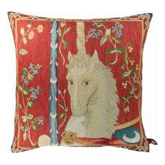 The Unicorn 1 European Cushion