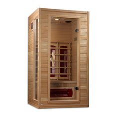 Dynamic Saunas - Dynamic 1-2 Person Far Infrared Ceramic Sauna - Saunas