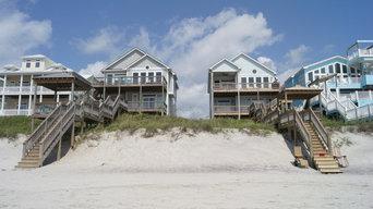 Single Family Beach Houses