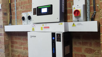 3.6kW Solar and 5kWhr home Battery