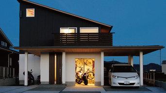 夫婦の理想を建築家がカタチに。 幸せ運ぶ 「じぶんいろのいえ」
