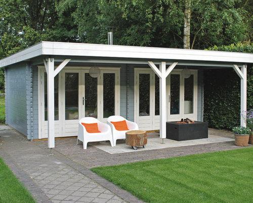summerhouses. Black Bedroom Furniture Sets. Home Design Ideas