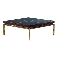 Wenge Coffee Table, Square