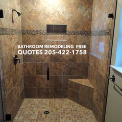 A Plus Tile Remodeling Hoover AL US - Bathroom remodeling hoover al