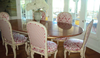 Dining room upholstery