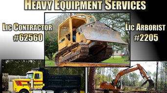 Tree Service - Land Clearing - Site Preparation