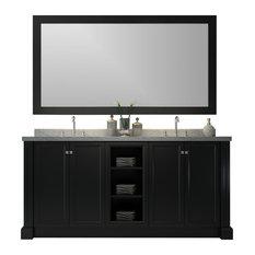 """Westwood Double Sink Vanity Set, 73"""""""