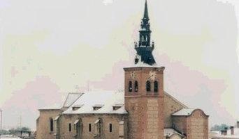 Rehabilitación del chapitel de la Iglesia-Catedral Santa María Magdalena Getafe